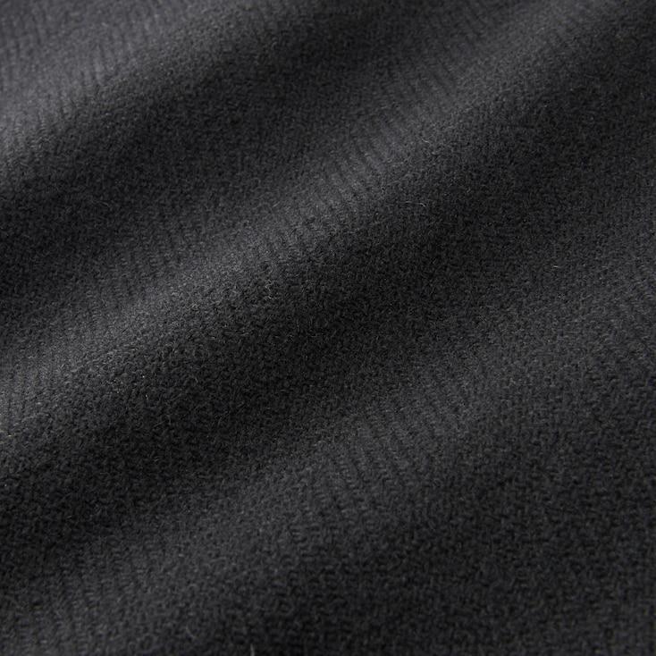 Women Carine Tweed Blouson, Black, Large