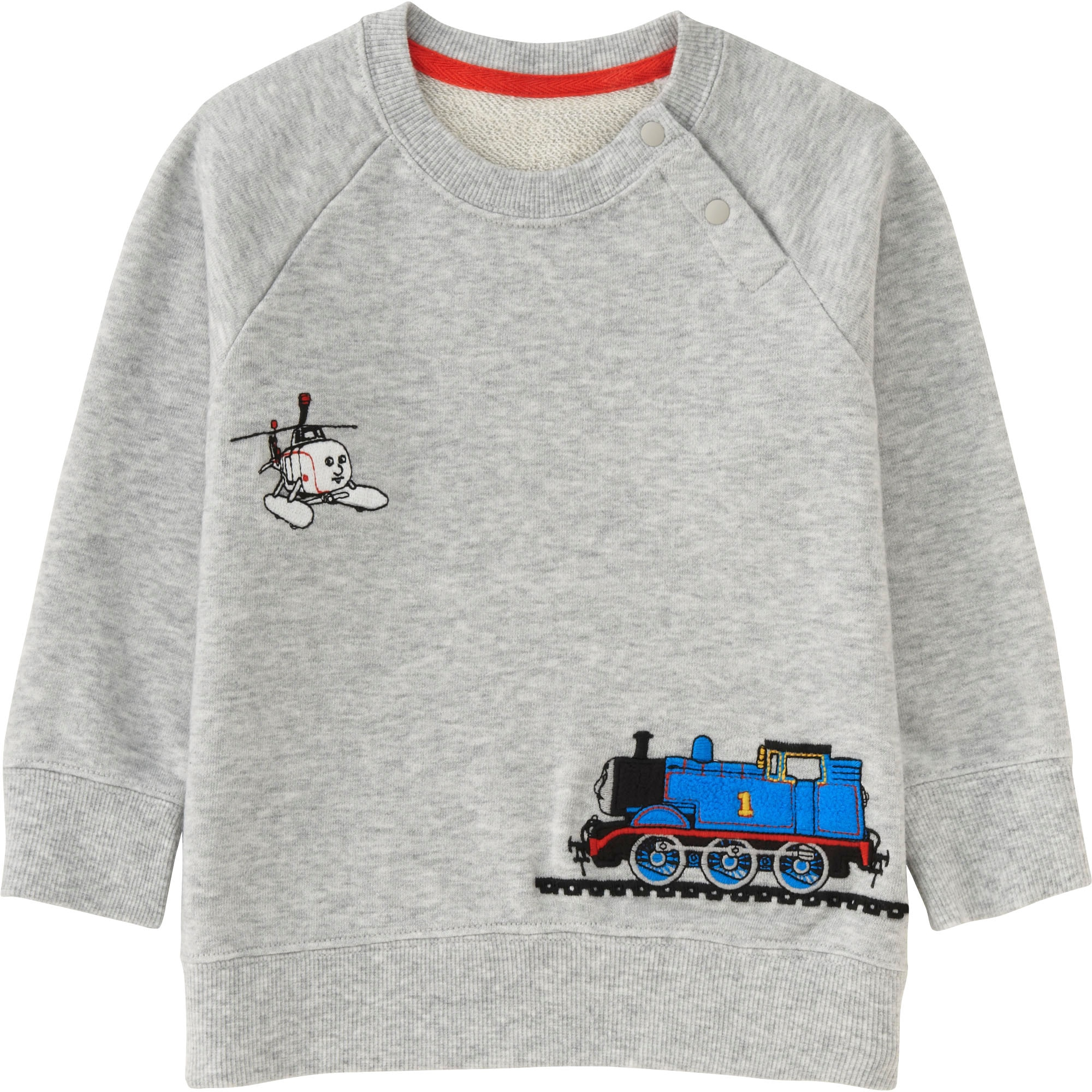 TODDLER THOMAS & FRIENDS LONG SLEEVE PULLOVER