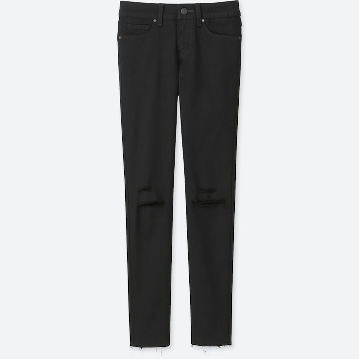 Women Ultra Stretch Jeans, 90, Large