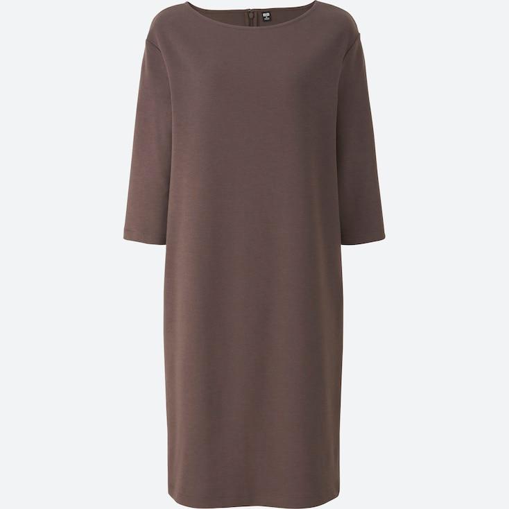 Uniqlo Robe Evasee Femme Stylehint