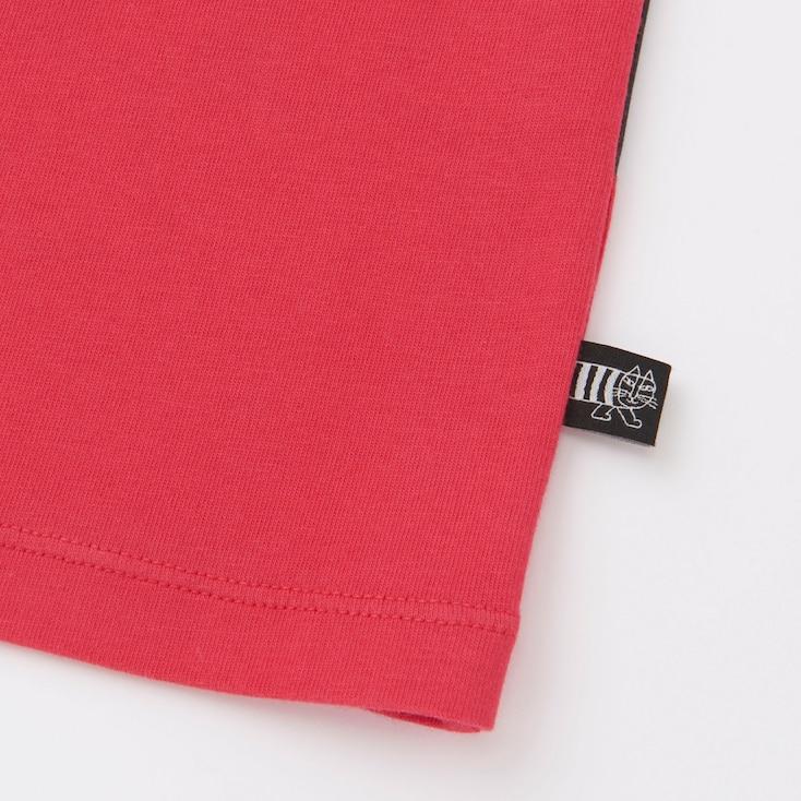 Women Lisa Larson Short Sleeve Graphic T-Shirt, White, Large