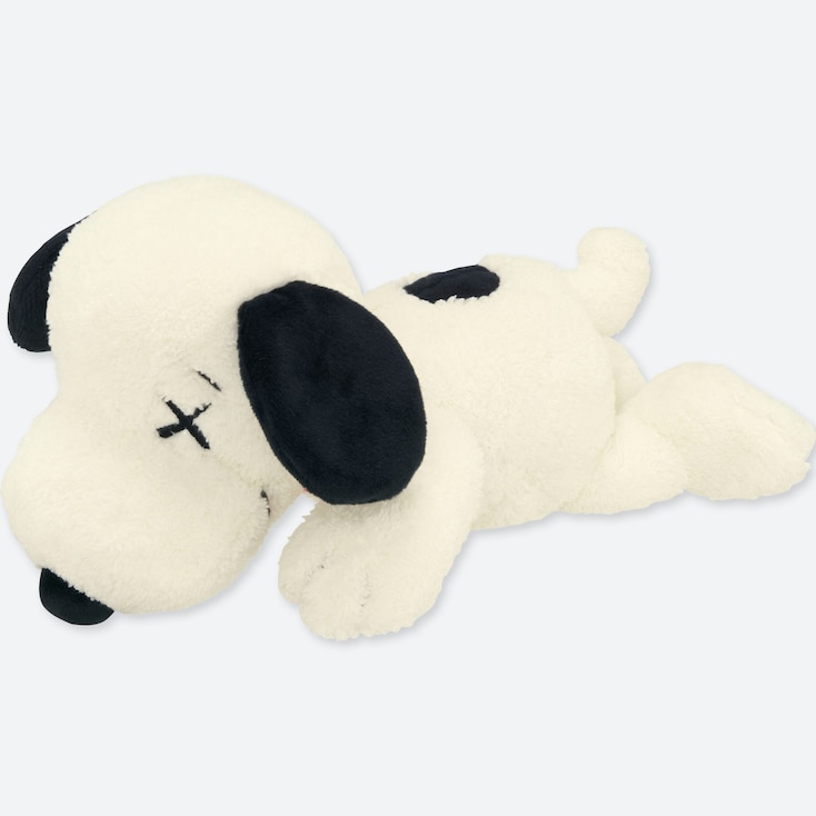 Kaws X Peanuts Toy, Off White, Large