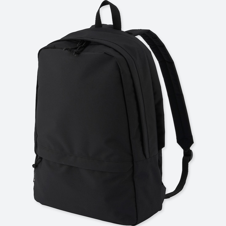 BACKPACK, BLACK, large
