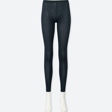 LEGGINGS HEATTECH DONNA IN JERSEY