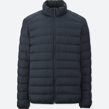 Ultra Light Down Jacket, NAVY, medium