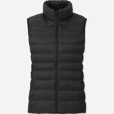 GILET ULTRA LIGHT DOWN DONNA
