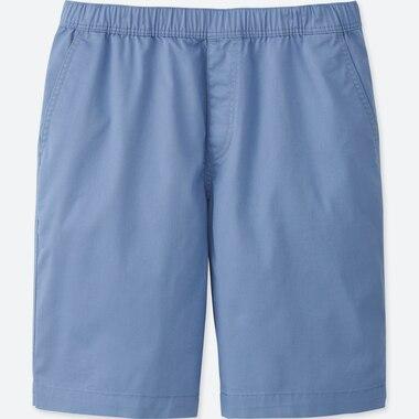 MEN DRY STRETCH EASY SHORTS, BLUE, medium