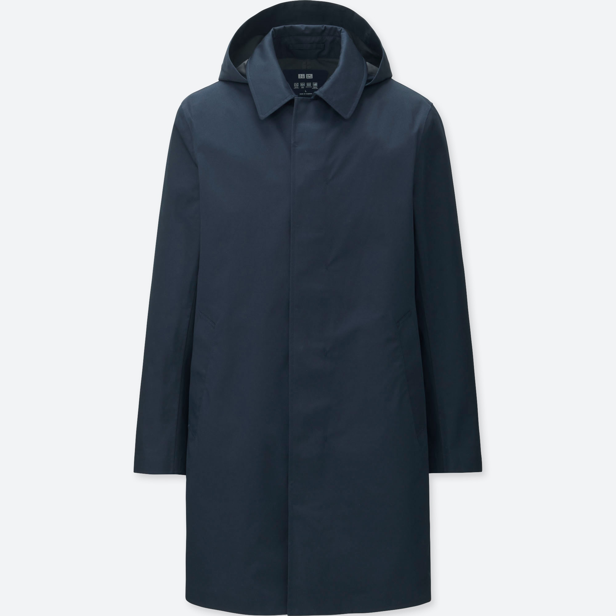 TRENCH BLOCKTECH COL CONVERTIBLE HOMME