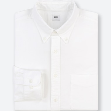 CAMICIA OXFORD CLASSICA (COLLETTO CON BOTTONI) UOMO