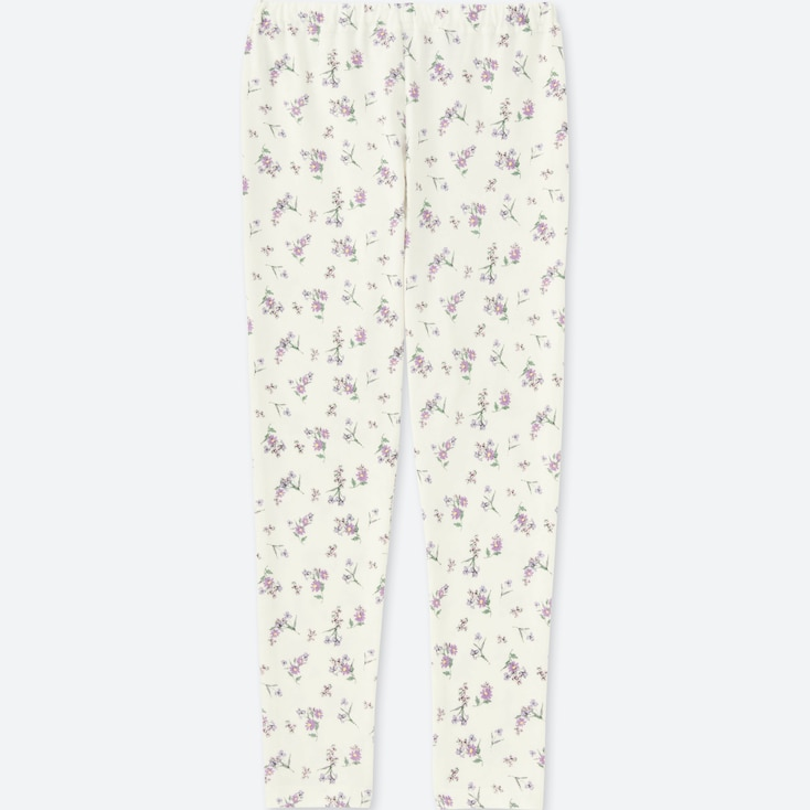 GIRLS LEGGINGS, OFF WHITE, large