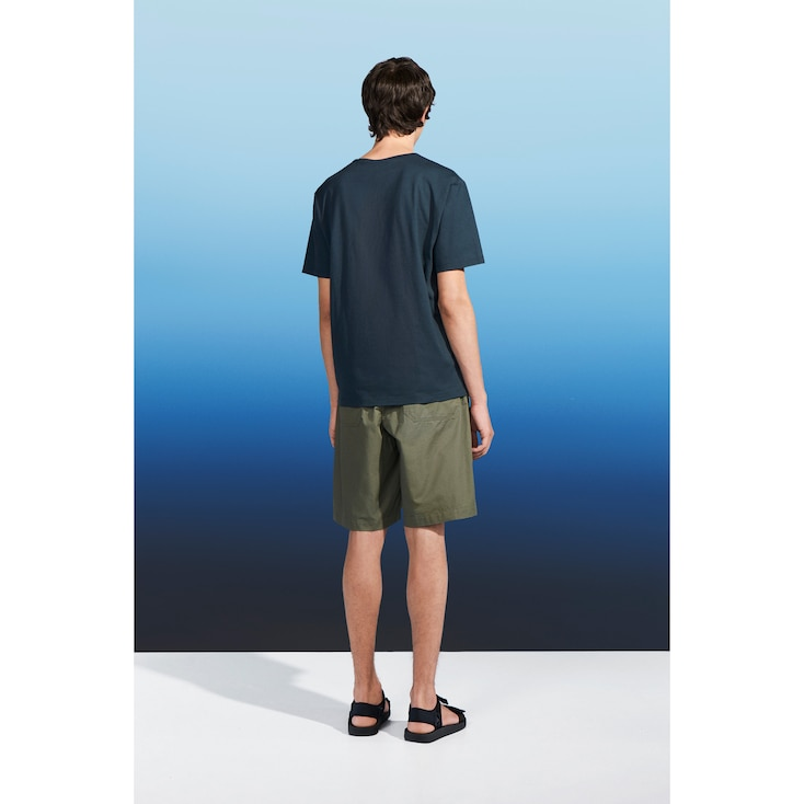 Men U Supima® Cotton Crewneck Short-Sleeve T-Shirt, White, Large