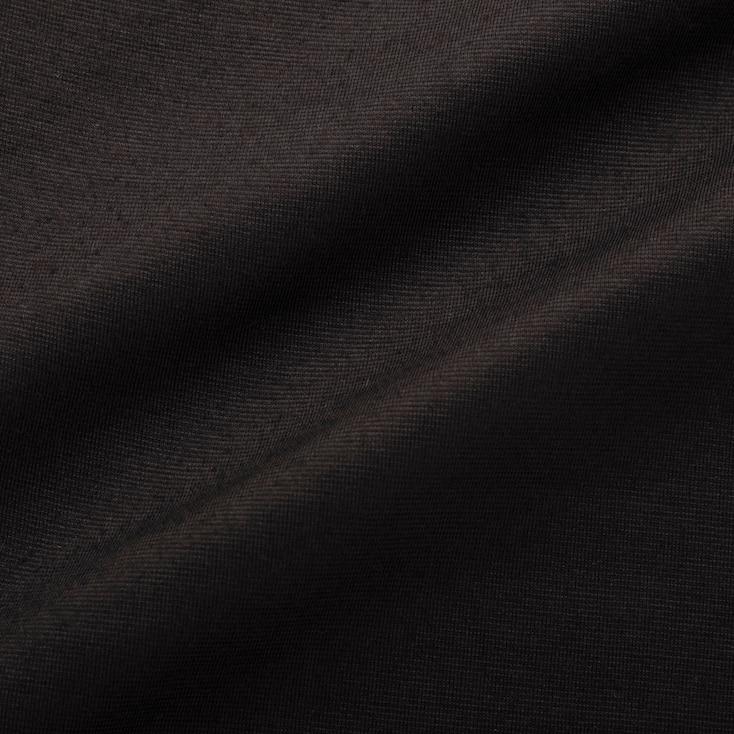 Women Heattech Leggings, Black, Large