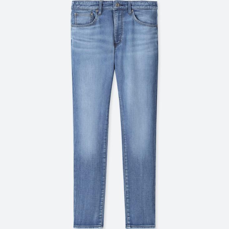 Men Ezy Jeans, Blue, Large