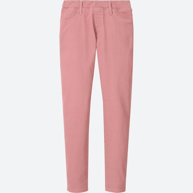 PANTALONI SKINNY FIT BAMBINA ULTRA STRETCH