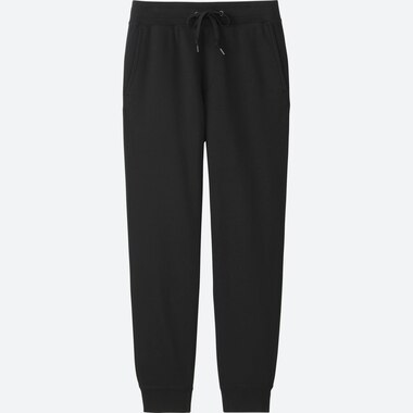 MEN SWEATPANTS, BLACK, medium