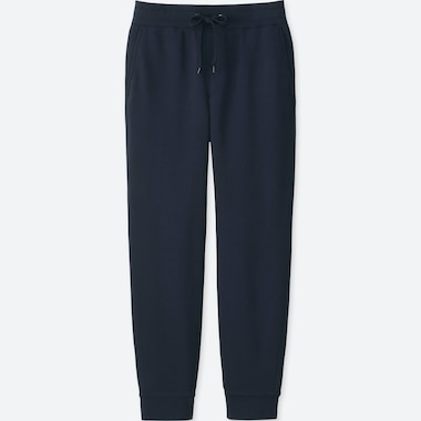 MEN SWEATPANTS, NAVY, medium