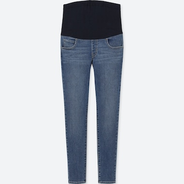 DAMEN ULTRA STRETCH UMSTANDSJEANS (L31)