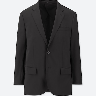 BLAZER UOMO IN LANA STRETCH