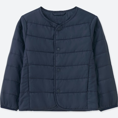 TODDLER LIGHT WARM PADDED COMPACT JACKET, NAVY, medium