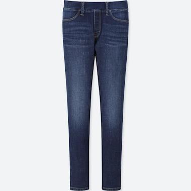 GIRLS Ultra Stretch Denim Skinny Fit Trousers