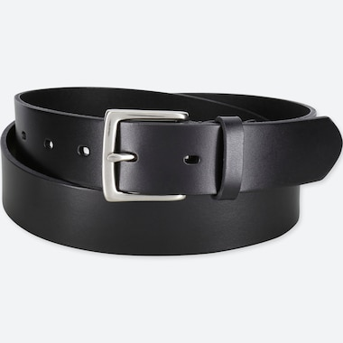 MEN MATTE ITALIAN LEATHER BELT