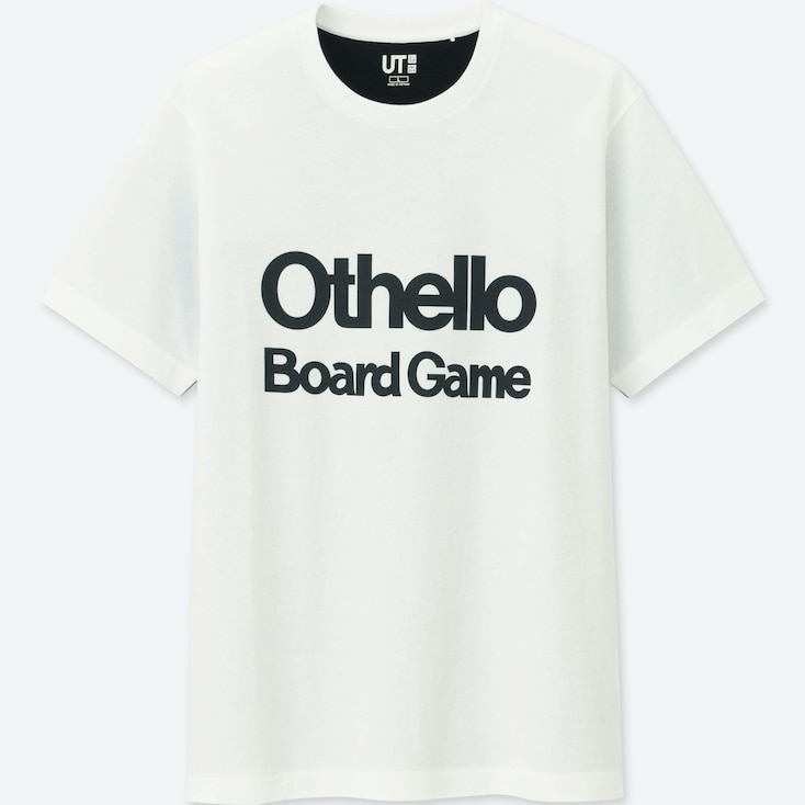 The Brands Short-Sleeve Graphic T-Shirt (Othello), White, Large
