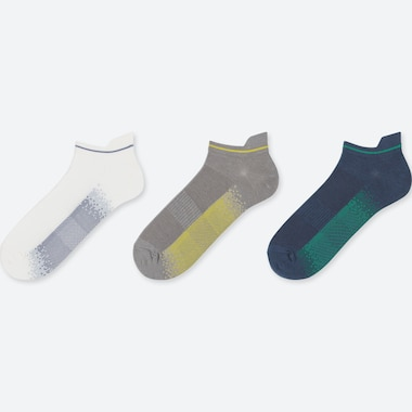 WOMEN SHORT SOCKS (3 PAIRS/SPORTS)