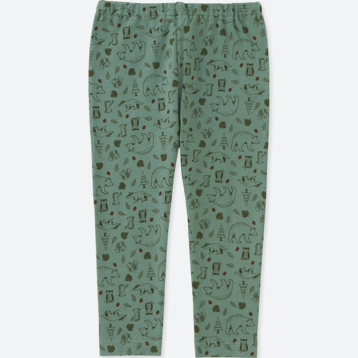 TODDLER LEGGINGS, GREEN, large