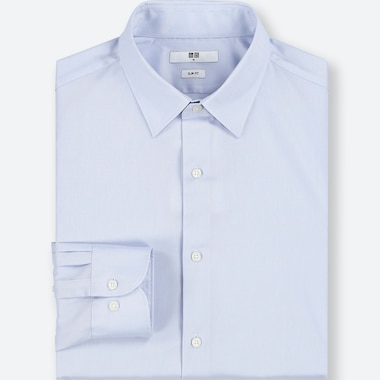 CAMICIA UOMO OXFORD EASY CARE STRETCH SLIM FIT (COLLETTO CLASSICO)