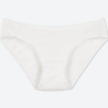 CULOTTE TAILLE BASSE FEMME