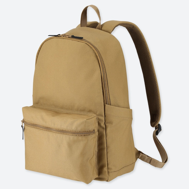 BACKPACK, BROWN, large