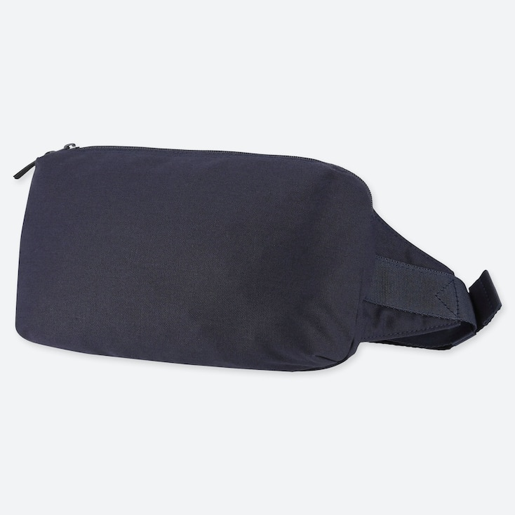 SINGLE-STRAP BACKPACK, NAVY, large