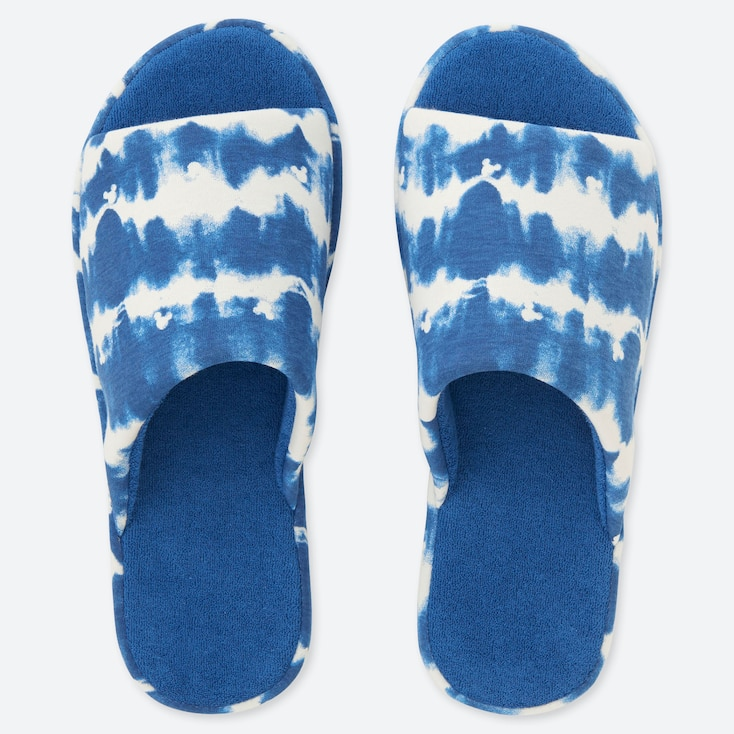 MICKEY BLUE SLIPPERS