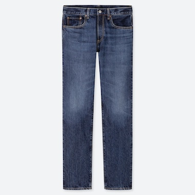 MEN REGULAR-FIT JEANS, BLUE, medium