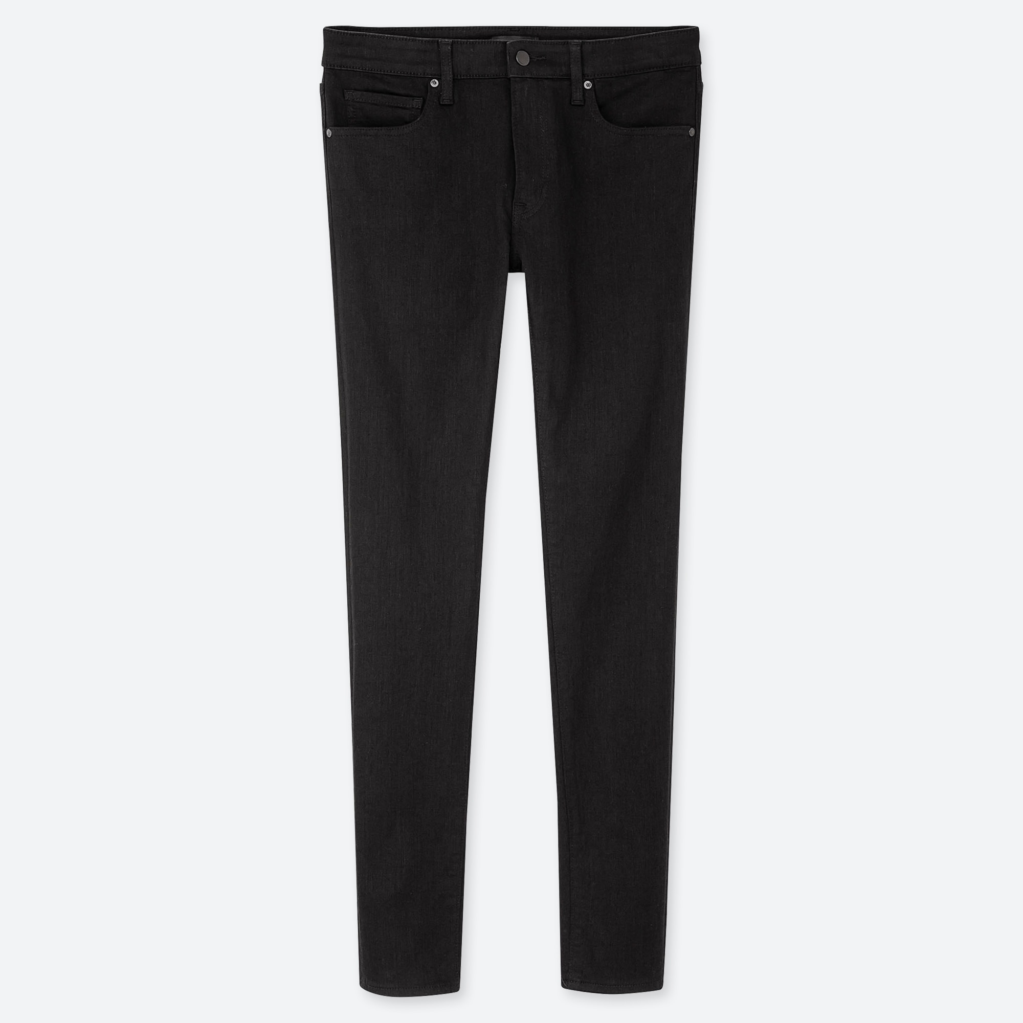 mens black stretch skinny jeans uk