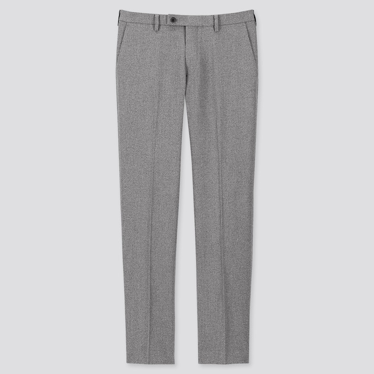 MEN KANDO PANTS (SOFT TOUCH), GRAY, large