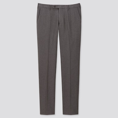 MEN KANDO PANTS (SOFT TOUCH), GRAY, medium