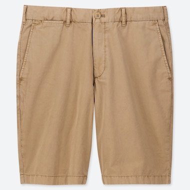 MEN CHINO SHORTS, BEIGE, medium