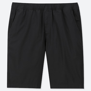 MEN DRY STRETCH EASY SHORTS, BLACK, medium