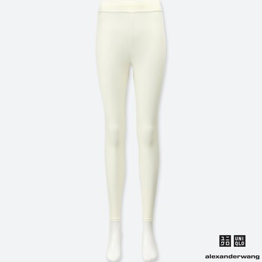 0a3b21af86ab87 WOMEN HEATTECH RIBBED LEGGINGS (ALEXANDER WANG) | UNIQLO US