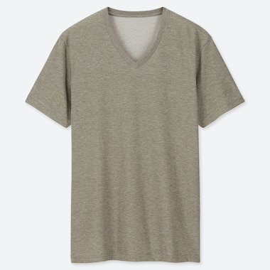 MEN DRY V NECK T-SHIRT (PACKAGED)