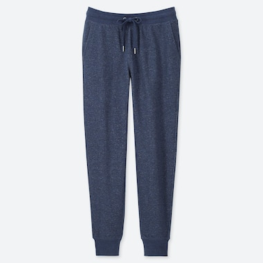 WOMEN SWEATPANTS, BLUE, medium