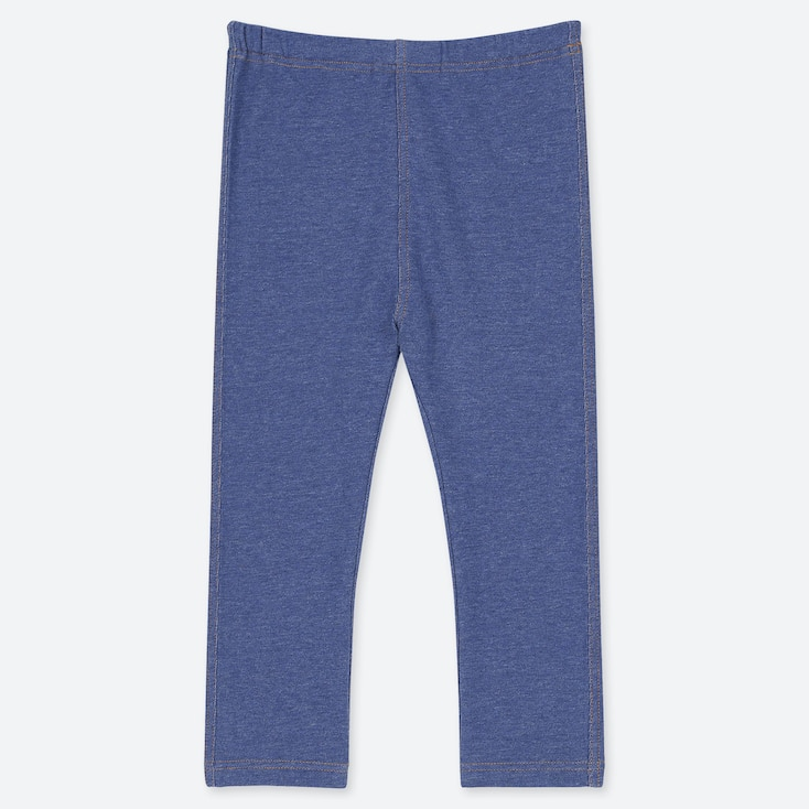 TODDLER LEGGINGS, BLUE, large