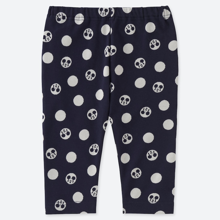 TODDLER MICKEY BLUE CROPPED LEGGINGS, NAVY, large