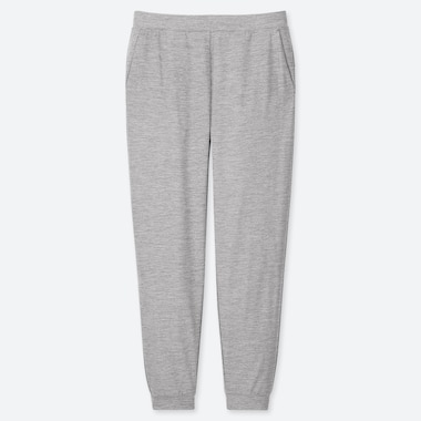 WOMEN ULTRA STRETCH ACTIVE ANKLE-LENGTH PANTS, GRAY, medium