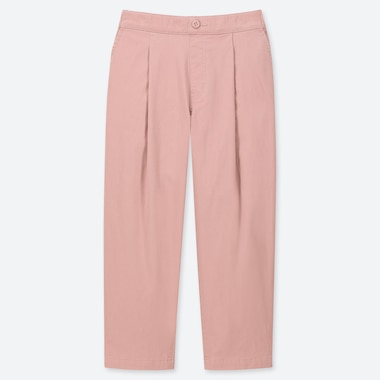 PANTALON RELAX ULTRA STRETCH LONGUEUR 7/8ÈME FILLE