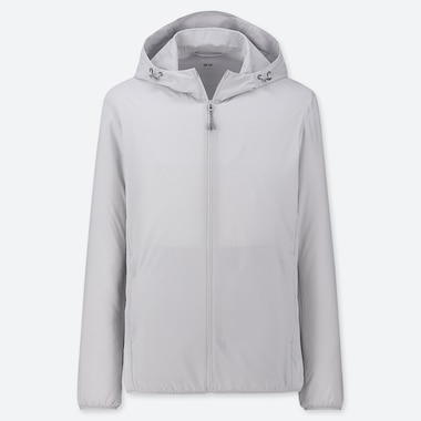 MEN POCKETABLE PARKA