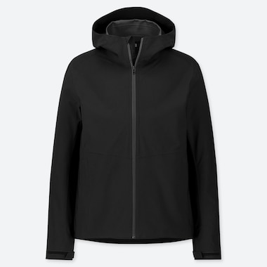 MEN BLOCKTECH PARKA, BLACK, medium