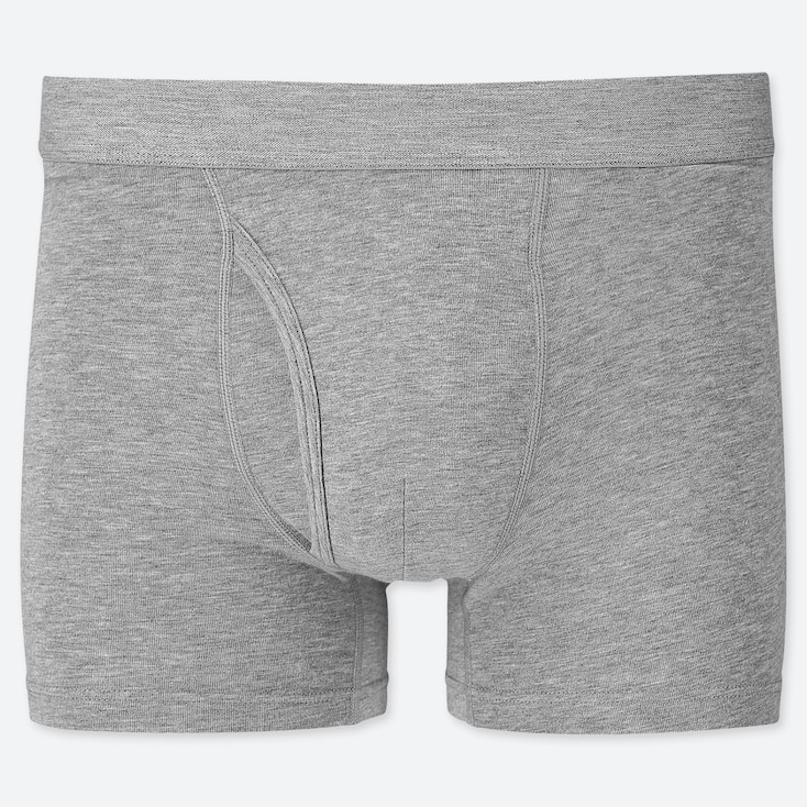 e5c0484408 MEN SUPIMA COTTON BOXER SHORTS | UNIQLO UK