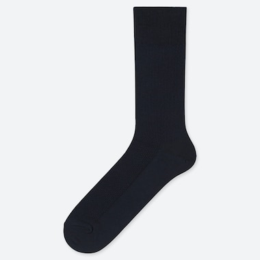MEN PIQUE SUPIMA COTTON SOCKS